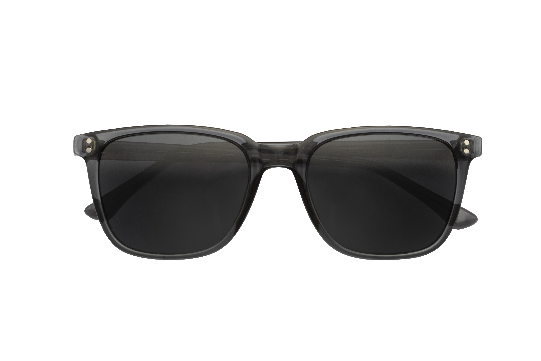 Klassische Sonnenbrille in Schwarz